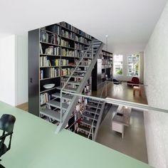 Vertical Loft / Shift Architecture Urbanism