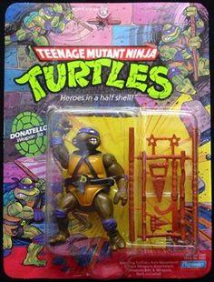 Teenage Mutant Ninja Turtles Action Figures: Donatello