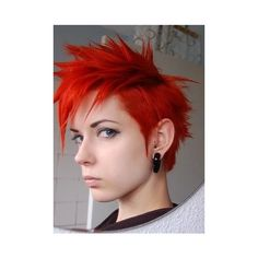 Asymmetrical Hairstyles, Funky Hairstyles, Dark Roots Blonde Hair, Dark Hair, Burgundy Hair Dye, Burgundy Color, Short Red Hair, Long Hair, Up Girl
