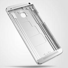 Metal case #HTCOne