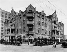 Driskill Hotel, Austin, Texas, 1922
