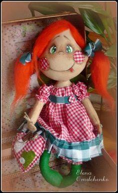 Куклёнки от Алёнки