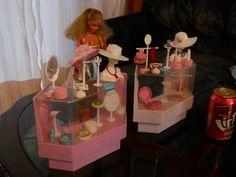Muñeca Barbie 1966 Y Boutique Mattel De 1984 Vintage