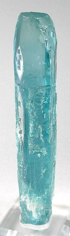 Aquamarine in it's raw form
