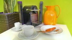 Kaffee Geschirr günstig mieten Partyverleih www.help-org.at Nespresso, Coffee Maker, Kitchen Appliances, Event Management, Coffee, Products, Glass, Diy Kitchen Appliances, Home Appliances