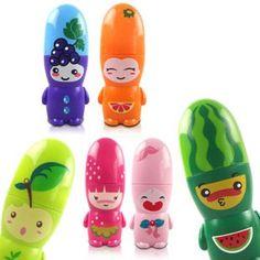 2012 new mini fruit style fan  Unique Toys  Free shipping 5pcs/lot on AliExpress.com.