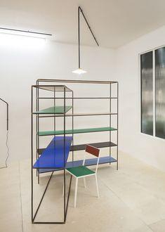 Future Primitives by Muller van Severen