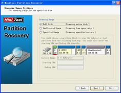 Use Partition Recovery Software To Recover Disk Partition  #partitionrecovery  #freeware  #software