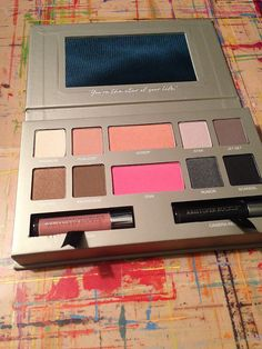 Kristofer Buckle always flawless day to night palette