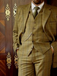 Bookster Tailoring Fraser Tweed Suit