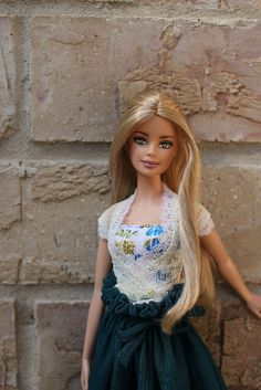 Jessica, 2 | Jessica is a Hyangie repaint from the basics de… | Flickr