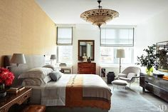 Julianna Margulies apartment in Architectural Digest 2-14 (5)