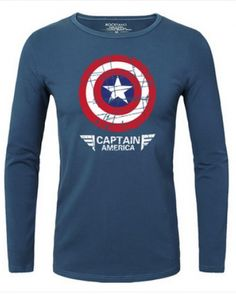ceed15fbf3c01 63 Best Captain America t shirt images   Capt america, T shirts for ...