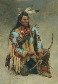 Brave and Calm -by artist Z. Native American Paintings, Native American Pictures, Native American Quotes, Native American Artists, Indian Paintings, Native American Warrior, Native American Beauty, American Indian Art, Native American History