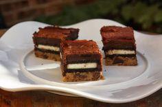 Brownies sucios - Dirty slutty brownies ~ Pasteles de colores