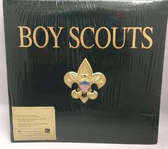 $59.95 ~ Boy Scouts of America (BSA) | 12 inch x 12 inch Scrapbook | New in Package (NIP). Find this item and other great antiques and collectibles online at http://stores.ebay.com/michaelraeantiques