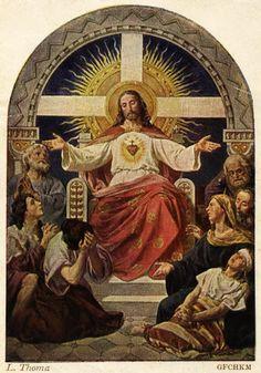 The Sacred Heart of Jesus Christ