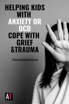 Experiencing trauma or grief is hard for anyone, but for children with anxiety or OCD, it is even more difficult. Here are some tips for coping with trauma and grief and how to help your child with OCD or anxiety keep their head above water. Ocd In Children, Anxiety In Children, Adhd Kids, How To Calm Anxiety, Stress And Anxiety, Sensory Processing Disorder, Play Therapy, Anxiety Relief