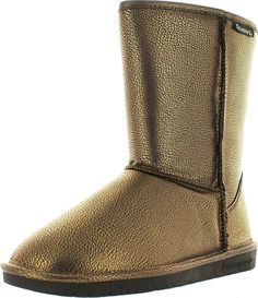 Bearpaw Women's Emma Short Boot, Chocolate >>> Trust me, this is great! Click the image. : Bearpaw boots