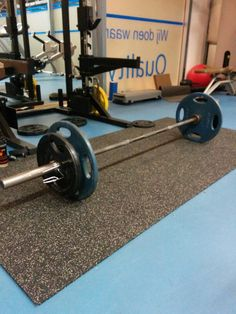 Setup for Barbell Bent Over Row