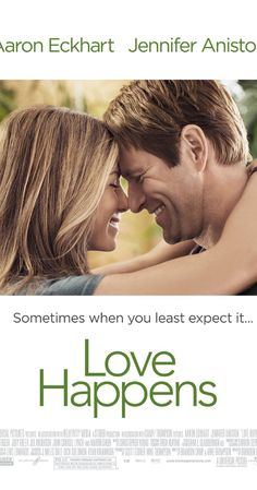 Directed by Brandon Camp.  With Jennifer Aniston, Aaron Eckhart, Dan Fogler, John Carroll Lynch. A widower whose book about coping with loss turns him into a best-selling self-help guru, falls for the hotel florist where his seminar is given, only to learn that he hasn't yet truly confronted his wife's passing.