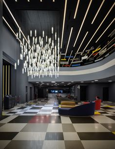 1000+ images about Modern chandelier for commercial spaces ...