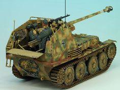 Marder III Ausf. M von Matthias Andrezejewsky (1:35 Tamiya)