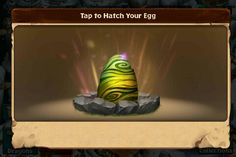It's Torch's Brother's egg!!!!