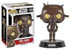 Funko Pop Star Wars The Force Awakens | ME-809