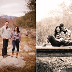 Jessica & Robert : Springville Engagement Session » Bakersfield Wedding Photography