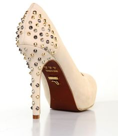 Carrano's amazing pumps