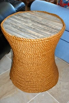 rope table