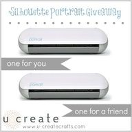Ucreate: I have a big confession…and a Silhouette Portrait Giveaway!