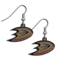 Anaheim Ducks Dangle Earrings