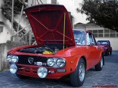 Lancia Fulvia 1600 HF LUSSO