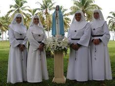 Roman Catholic Nuns | These are the Roman Catholic Missionary Sisters ... | Religious Vocat ...