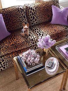 Lilac U0026 Leopard