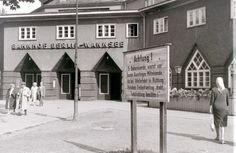 Bahnhof Wannsee 1962