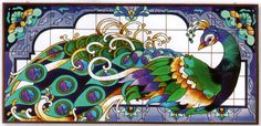 PEACOCK MURAL ART - Yahoo Search Results Yahoo Image Search Results