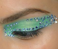 9ca3fe4ff9b Beauty Therapy Rave Makeup, Fairy Eye Makeup, Look Into My Eyes, Cool Eyes