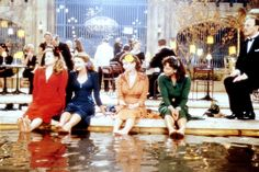 LOVE'S LABOUR'S LOST, Alicia Silverstone, Natascha McElhone, Emily Mortimer, Carmen Ejogo, 2000, (c) Miramax