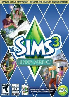 The Sims 3: Hidden Springs  http://gamerbought.com/games/the-sims-3-hidden-springs-pc-com/#