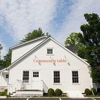 Community Table - Washington, CT