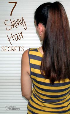 Tired of lackluster hair? Check out my 7 Secrets to Achieving Shiny, Beautiful Hair. From the #CleanRadiance brush from @walmart to using deep conditioner, I'm covering it all! #ad