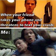 Crush Memes We Like | Cambio Photo Gallery