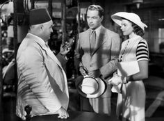Casablanca (1942) Humprhey Bogart played Rick Blaine in this 1942 classic that makes you want to go out and buy a trench coat, now.