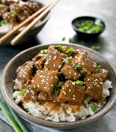 Instant Pot Korean Beef