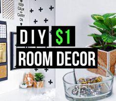 Die wohl günstigsten und einfachsten DIY Dekoideen