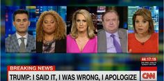 Ana Navarro eviscerates Trump surrogate who was offended when she used the 'P word' on live TV
