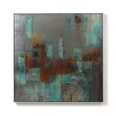 Maris Canvas Print With Frame